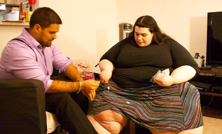 Inspiring Story Of Woman Who Lost 180kg (396 lbs)