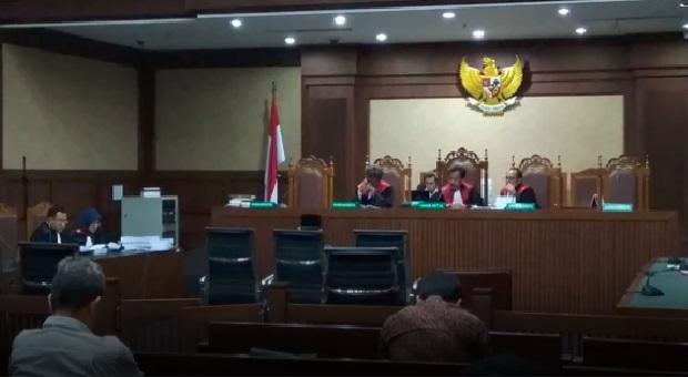 Jaksa KPK: Amin Santono Berbelit-belit Dan Tidak Akui Perbuatan