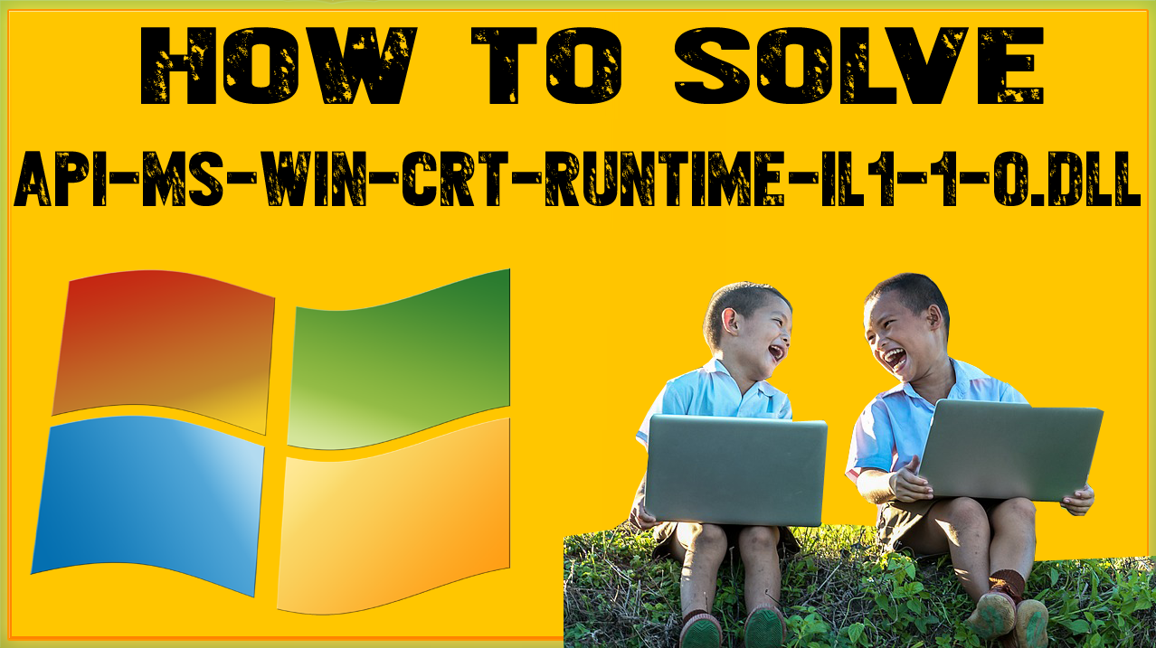api ms win crt runtime l1 1 0 dll missing windows 7