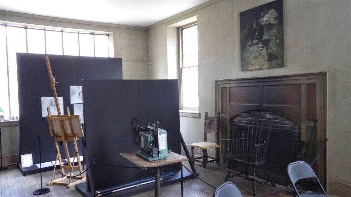 Dave N Kathy S Vagabond Blog Andrew Wyeth S Studio And