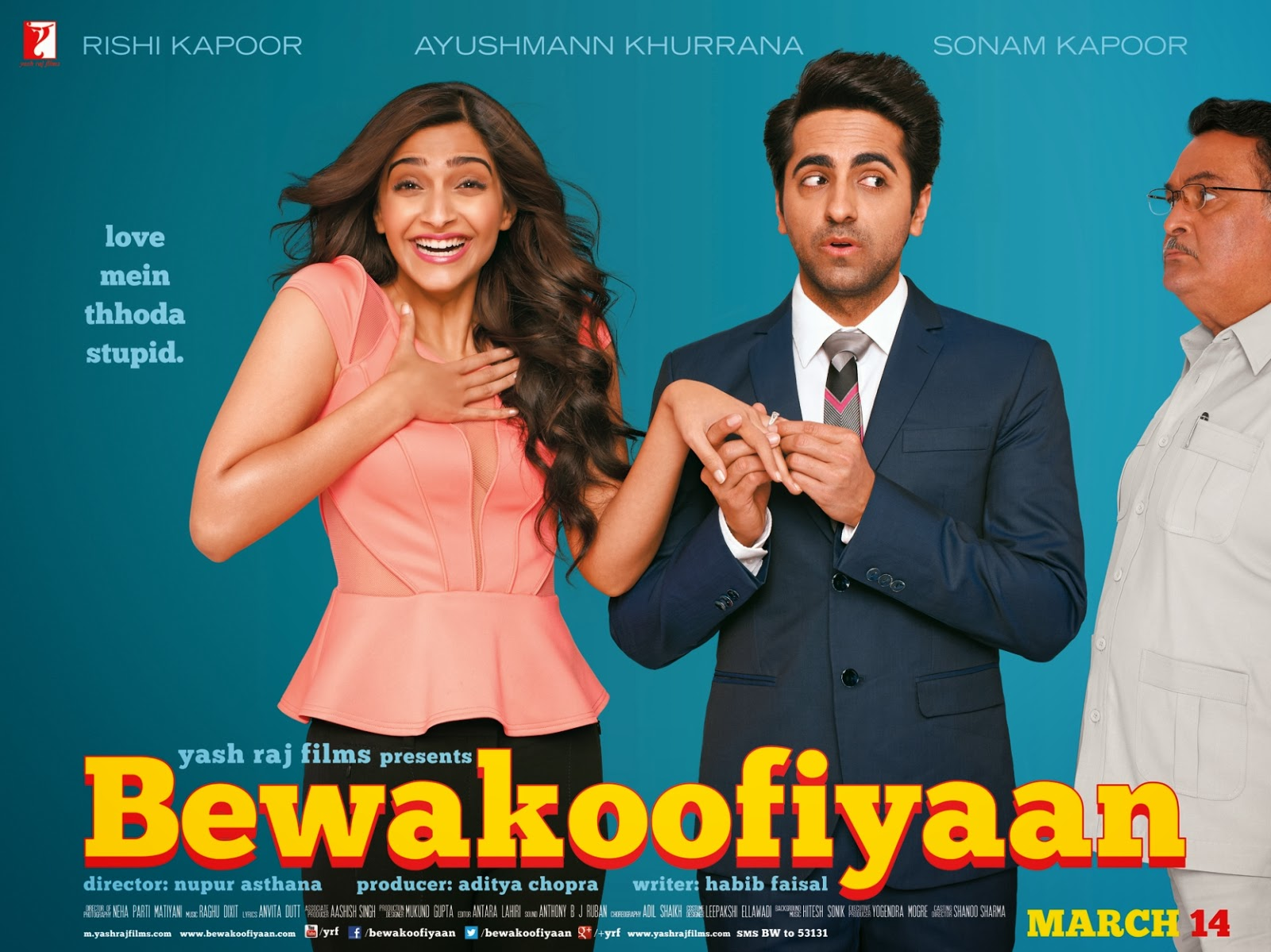 BEWAKOOFIYAAN MOVIE 2014 SONGS LYRICS & VIDEOS