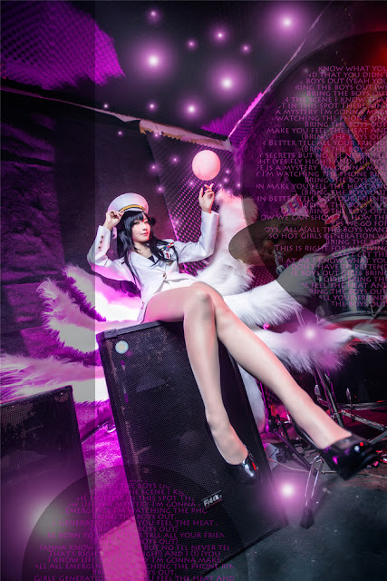 hot girl cosplay ahri