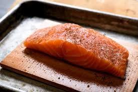 makanan-sehat, olahan-ikan-salmon