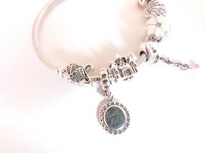 swann my pandora bracelet charm meanings