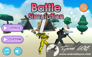 Epic Battle Simulator Apk Mod