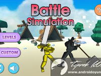 Epic Battle Simulator v1.4.7 Mod Apk (Unlimited Money) Terbaru