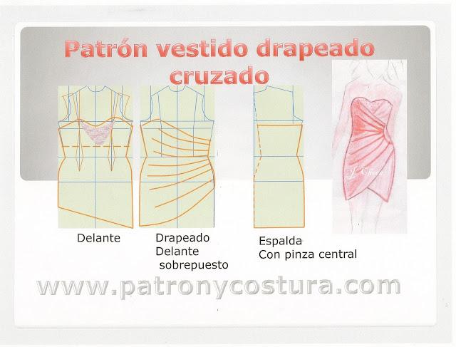 http://www.patronycostura.com/2015/09/vestido-drapeado-cruzado-delante-tema.html
