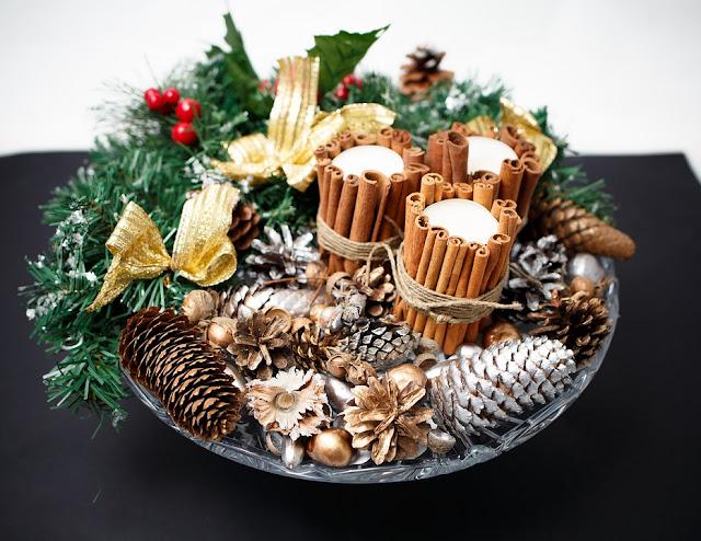 Decorazioni facilissime per Natale