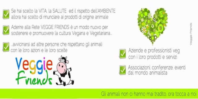 collabora con veggiefriends