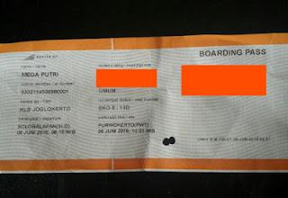 Kumpulan Pertanyaan Soal Check-In dan Boarding Pass di Stasiun Kereta