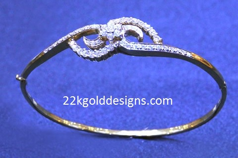 Light Weight Diamond Bracelets