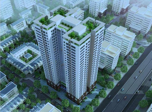 Dự án chung cư Housinco Grand Tower