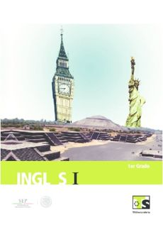 Ingles I primer grado Telesecundaria Ciclo Escolar 2015-2016