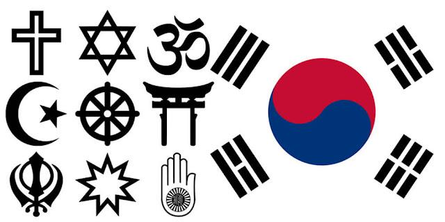 Güney Kore'de Dini İnanç