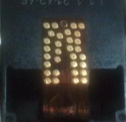 Conectores de cartuchos de tinta CC640WN