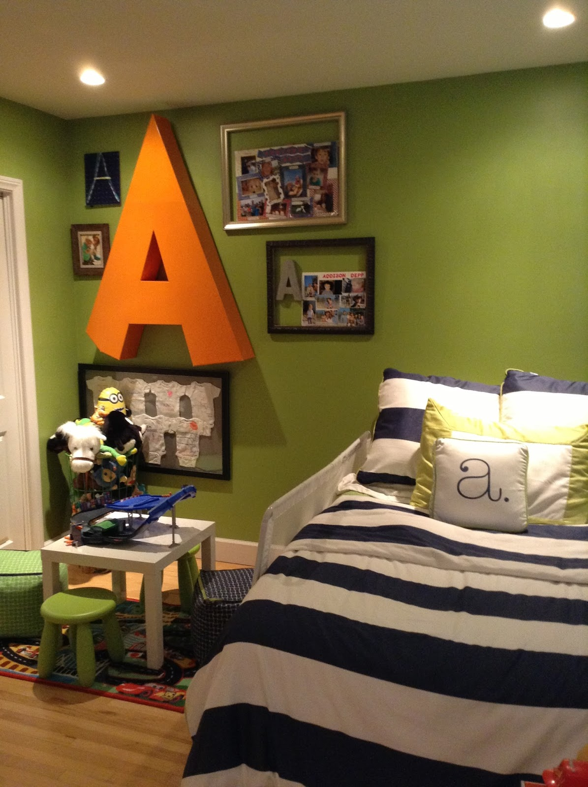 Crafty Mama Big Boy Bedroom
