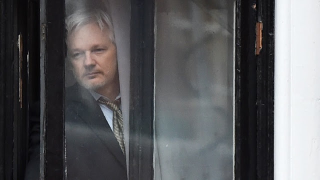 WikiLeaks responde a numerosas solicitudes de 'prueba de vida' de Assange