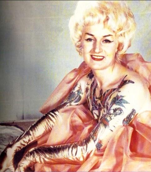 stephanie buscema 39 s blog tattooed ladies little golden books. Black Bedroom Furniture Sets. Home Design Ideas
