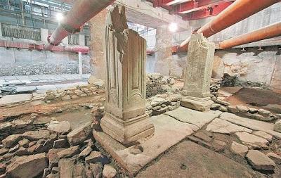 Θεσσαλονίκη: Πάνω από 100.000 τα αρχαιολογικά ευρήματα στο Μετρό !!!