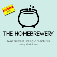Free GM Resource: Natural Crit's Homebrewery