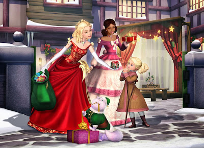 Watch Barbie In A Christmas Carol 2008 Movie Online For Free In English Full Length Barbie Online Movies