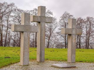 Немецкое военное кладбище на Марьямяги в Таллинне