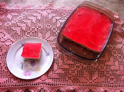 τούρτα ζελέ