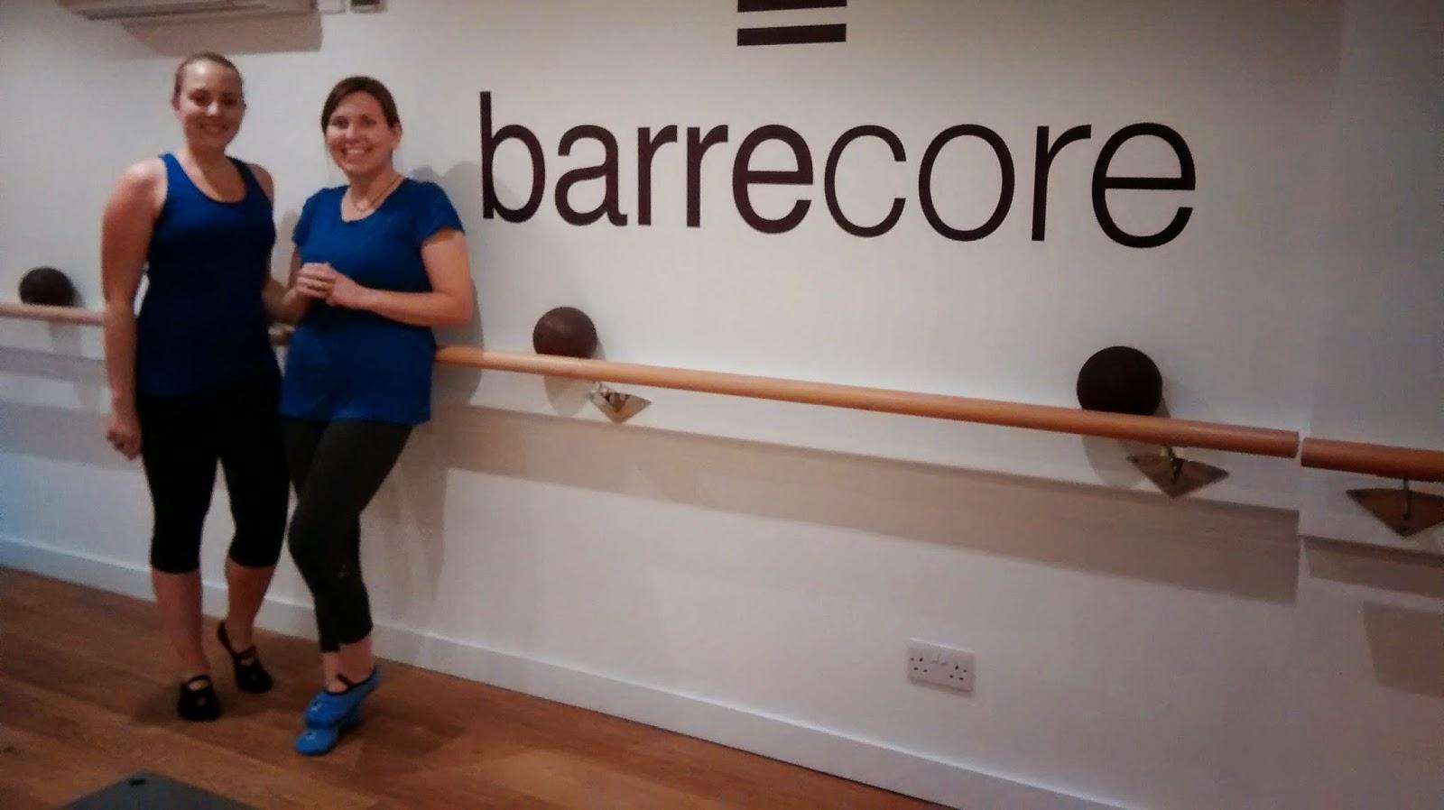 Barrecore wimbledon