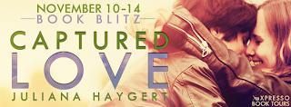 Book Blitz: Captured Love By Juliana Haygert