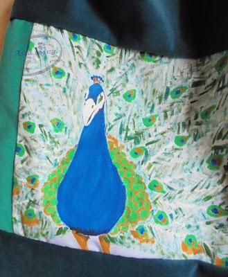 blog malowanie na tkaninie farby akrylowe