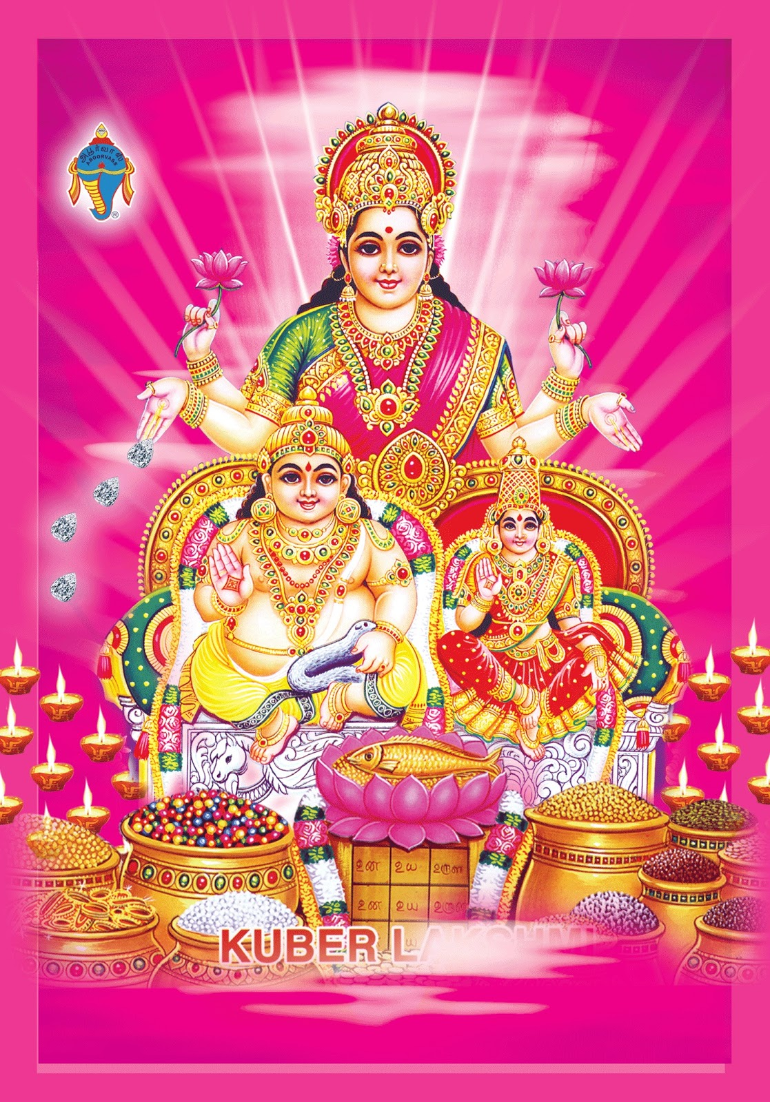 God Mahalakshmi Hd Wallpapers Hindu Station Lakshmi Devi