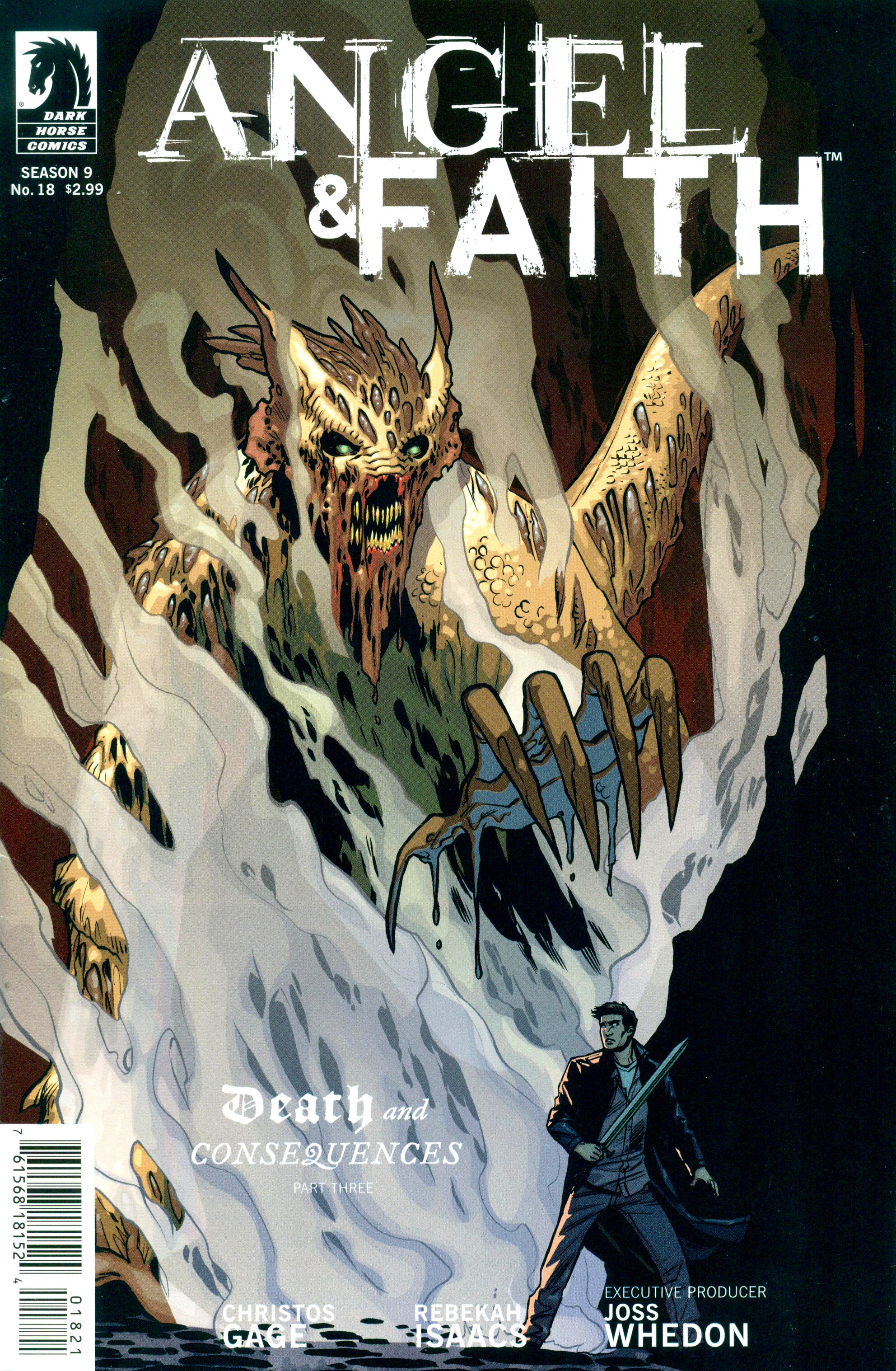 Read online Angel and Faith comic -  Issue #18 - 2