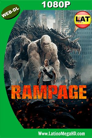 Rampage (2018) Latino HD WEB-DL 1080P ()