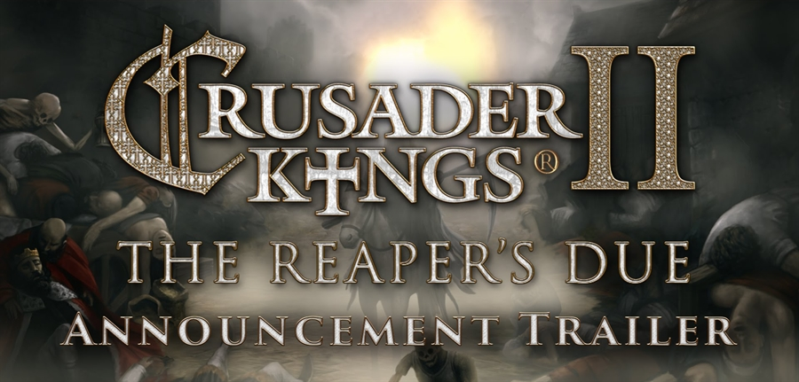 Crusader Kings 2 The Reaper's Due Download Poster