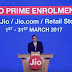 Jio offer extended for 12 months till March 31st 2018 for prime members