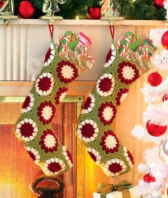 http://www.michaels.com/Loops-and-Threads%C2%AE-Impeccable%E2%84%A2-Crochet-Christmas-Stockings/35464,default,pd.html?cgid=projects-yarnandneedlecrafts-homedecor