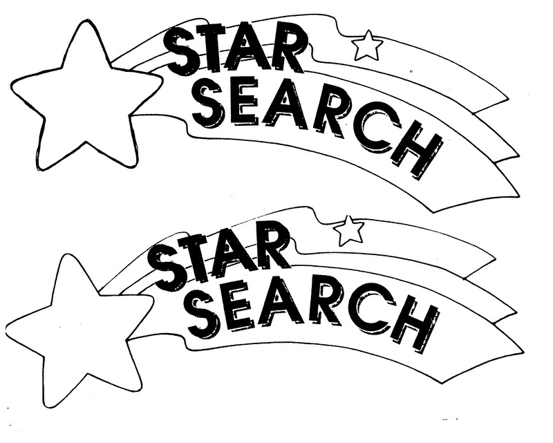 ELEMENTARY SCHOOL ENRICHMENT ACTIVITIES: STAR SEARCH