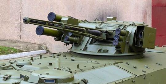 Resultado de imagen para cañón automático 2A72