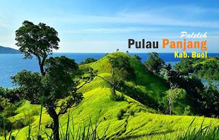 Pulau Panjang Paleleh Buol Destinasi Wisata Yang Tersembunyi