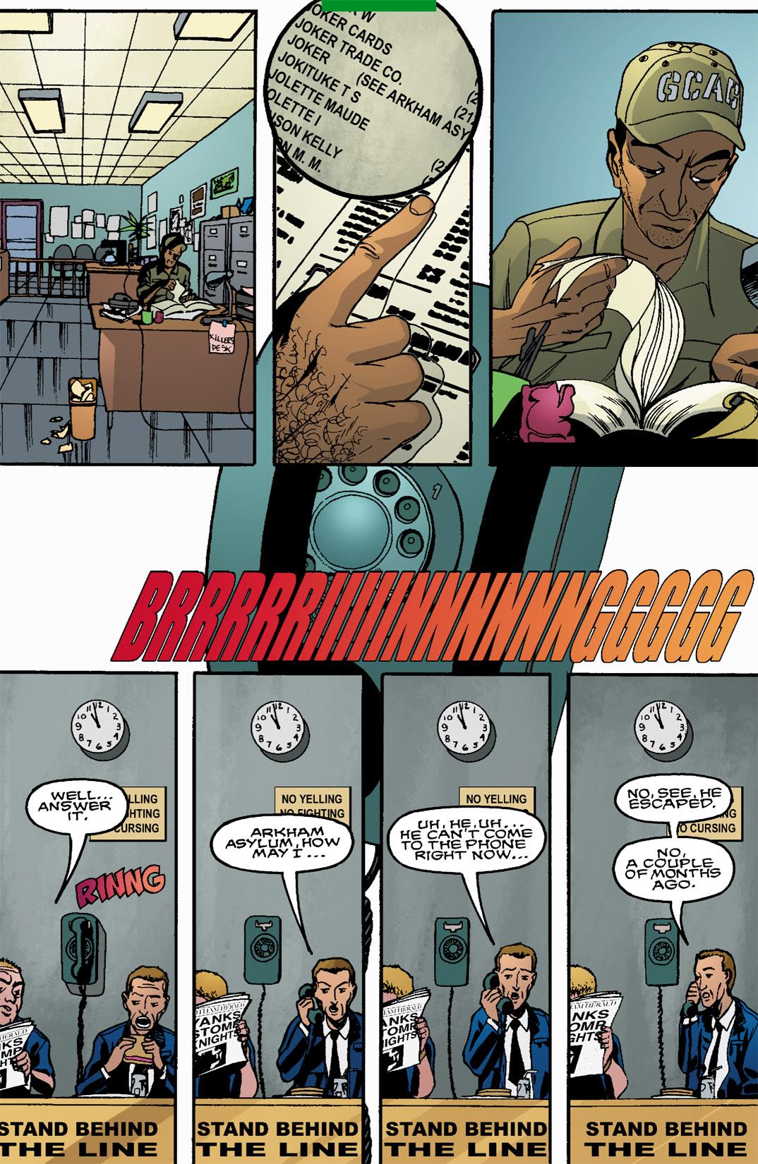 Detective Comics (1937) 786 Page 25