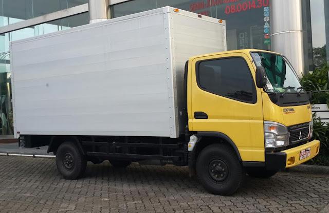 paket kredit dp termurah colt diesel box alumunium 2019