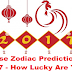 Chinese Zodiac Predictions for 2017 - How Lucky Are You?
