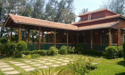 Guest house in ECR