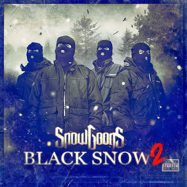 Snowgoons - Black Snow 2  Cover