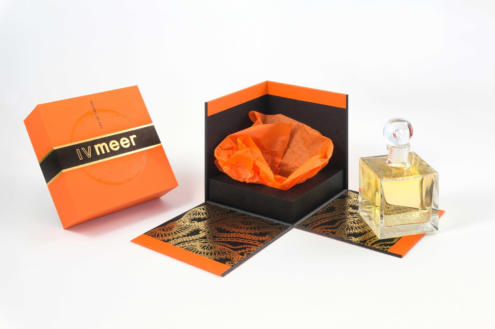 Ivmeer A Luxury Packaging Concept On Packaging Of The