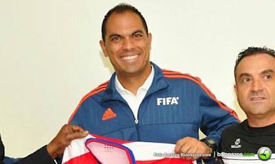 Johannes Hernández nuevo Director Técnico de Atlético San Cristóbal