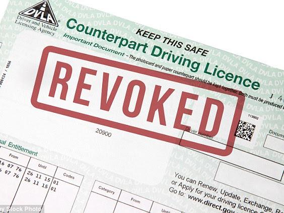 How I got my revoked licence back!