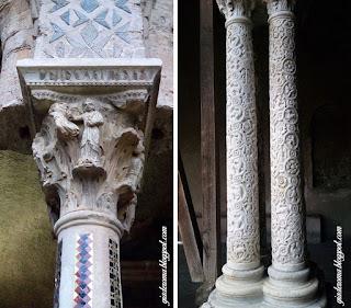 guia palermo portugues colunas patio - Dez razões para ver e se apaixonar por Palermo