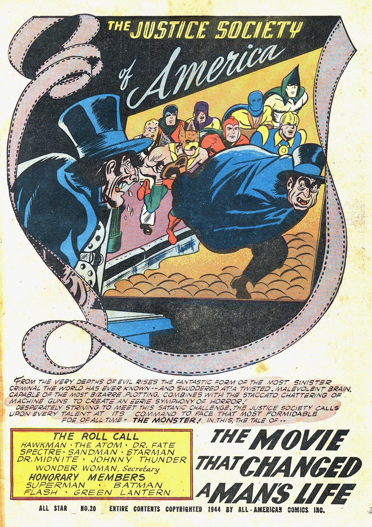 Read online All-Star Comics comic -  Issue #20 - 4
