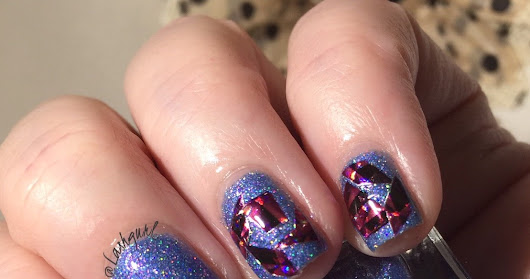 Born Pretty Store | 3D Holographic Nail Art Stickers
